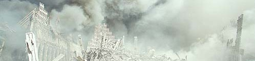Twin Towers' Concrete Turned to Dust in Mid-Air